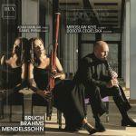 Bruch, Brahms, Mendelssohn - Clarigotto Duo