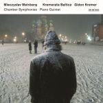 Mieczysław Weinberg - Chamber Symphonies, Piano Quintet