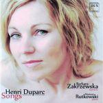 Duparc - Pieśni