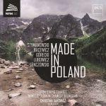 Made in Poland - Atom String Quartet / NFM Leopoldinum Chamber Orchestra / Christian Danowicz