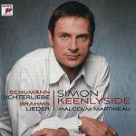 Schumann: Dichterliebe, Brahms: Lieder