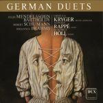German Duets - Urszula Kryger (mezzosopran) Jadwiga Rappé (alt) Hartmut Höll (fortepian)
