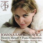 Melcer - Piano concertos