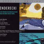 Krzysztof Penderecki - Powiało na mnie morze snów…