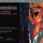 Penderecki I, II, III, IV, V, VII, VIII symfonia