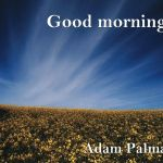 Adam Palma - Good Morning