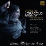 Vivaldi - L'oracolo in Messenia - Julia Lezhneva, Vivica Genaux, Ann Hallenberg, Romina Basso Europa Galante/Fabio Biondi