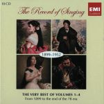 The Record of Singing - The Very Best of Volumes 1-4 (1899-1952)