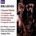 Brahms - Choral Music