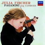Paganini: 24 Caprices - Julia Fischer