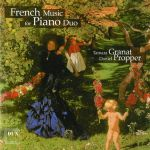 Tamara Granat, Daniel Propper - French Music for Piano Duo