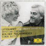 Lutosławski - Piano Concerto. Symphony No. 2