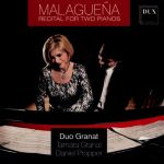 Malagueña - Recital for two pianos