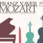 Anna Liszewska - Franz Xaver Mozart – utwory kameralne