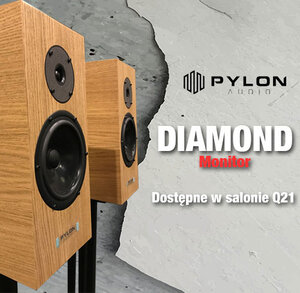 pylonaudio diamond monitor small