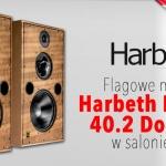 Prezentacje kolumn Harbeth Monitor 40.2 Domestic w salonie Q21!
