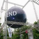 W tym roku wystawa High End odbywała się w dniach 14-17 maja - jak zwykle od czwartku do niedzieli. Pierwszy raz w halach M.O.C impreza zagościła w 2004 roku; wcześniej odbywała się we Frankfurcie. Od przeprowadzki liczba wystawców wzrosła ponadtrzykrotnie - w tym roku było ich aż 506 - a wydarzenie z lokalnego przerodziło się w najbardziej znaczące dla branży hi-fi na świecie.