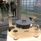 Gramofon Transrotora w wersji z matowego akrylu