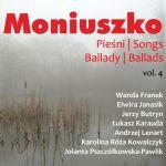"PROJEKT ""MONIUSZKO-PIEŚNI"" vol.4 Ballady"