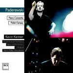 Paderewski - Piano Concerto. Polish Fantasy
