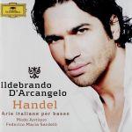 Handel - Arie italiane per basso