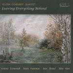 Yelena Eckemoff Quartet - Leaving Everything Behind