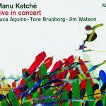 Manu Katche - Live in Concert