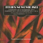 Feliks Nowowiejski - II i III symfonia
