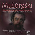 Modest Musorgski - Z izby dziecięcej, Bez słońca, Pieśni i tańce śmierci