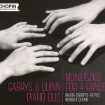 Gabryś & Quinn Piano Duo - Moniuszko for 4 Hands