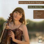 Katarzyna Budnik-Gałązka Viola Recital