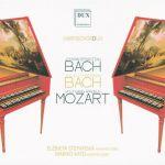 HarpsichorDuo - Johann Sebastian Bach, Wilhelm Friedemann Bach, Wolfgang Amadeus Mozart
