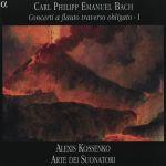 Carl Philipp Emanuel Bach - Concerti a flauto traverso obligato – II