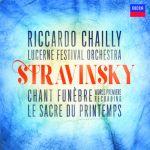 Stravinsky - Chant funèbre. Le sacre du printemps