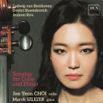 Sonatas for Cello and Piano - Joo Yeon Choi – wiolonczela, Marek Szlezer – fortepian