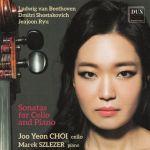Sonatas for Cello and Piano - Joo Yeon Choi – wiolonczela, Marek Szlezer – fortepian