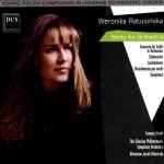 Weronika Ratusińska - Utwory na orkiestrę