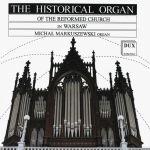 Zabytkowe organy w kościele ewangelicko-reformowanym w Warszawie
