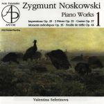 Noskowski - Piano Works 1