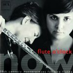 Flute o'clock. 20th century masterpieces for two flutes
