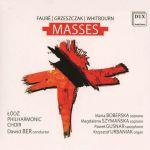 Fauré, Grzeszczak, Whitbourn - Masses