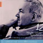 "Haydn - 12 ""London"" Symphonies"
