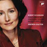 Schumann - Piano Sonata No. 3, Symphonic Studies, Novelets Nos. 1 & 2