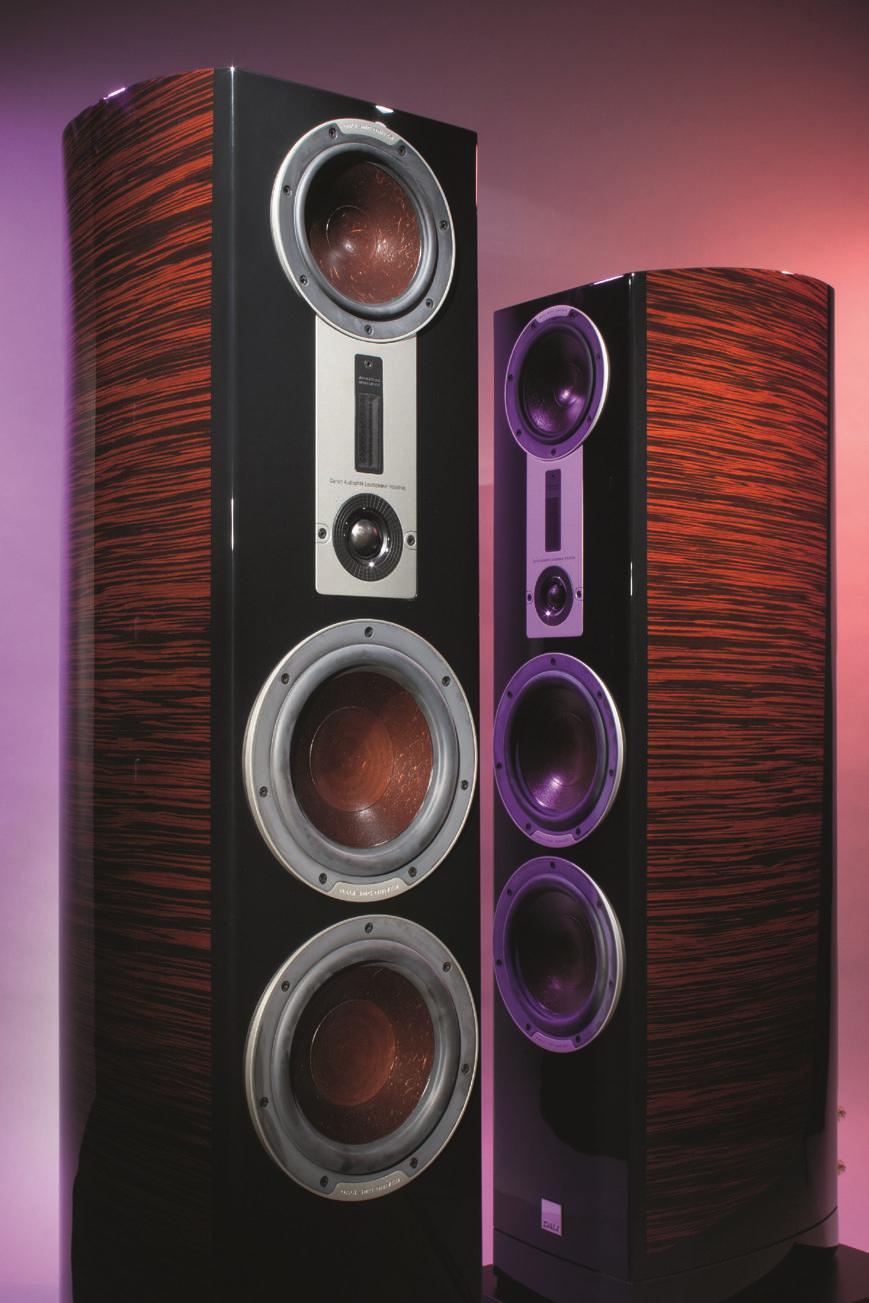 f640385e36 Epicon 8 to najwyższy model w ofercie Danish Audiophile Loudspeaker  Industries. Warto posłuchać tych kolumn