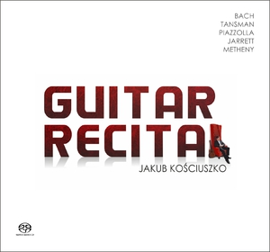 guitar recital cover