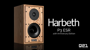 Harbeth p3esr 40th
