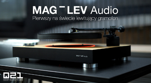 mag lev audio