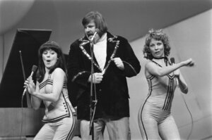 Eurovision Song Contest 1976 Fredi Friends