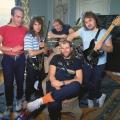 Ewolucja błazna Marillion – studyjne albumy ery Fisha (1983-1987)