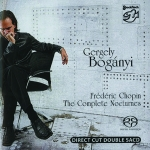 Gergely Boganyi - Frederic Chopin: The Complete Nocturnes